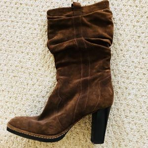 Via Spiga suede boot